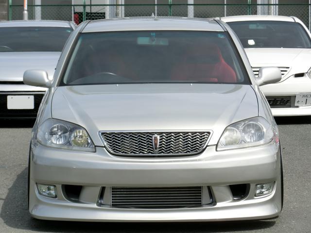 トヨタ マークII グランデiR-V VERTEXエアロ レカロシート 純正5速