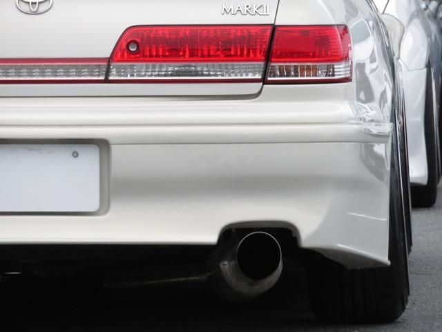 トヨタ マークII ツアラーV エアロ クロススピード18インチ TEIN車高調