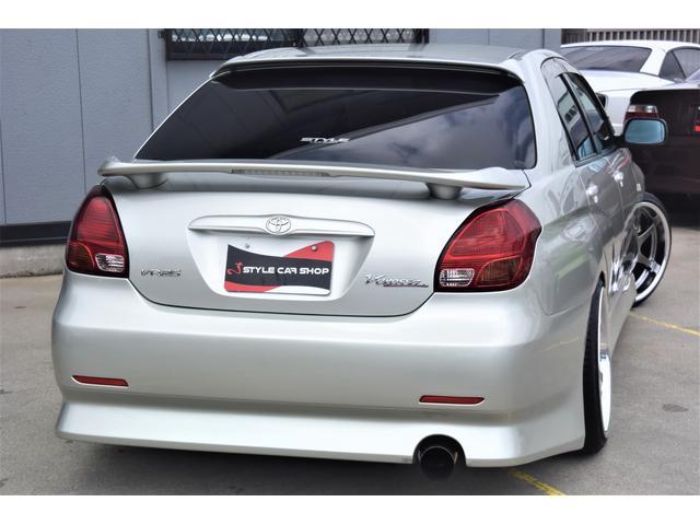 トヨタ ヴェロッサ VR25 純正エアロ 新品WORK18インチ 新品車高調