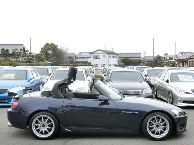 ホンダ S2000 タイプV RAYS17インチ RECAROシート HID