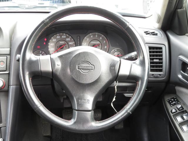 GTR仕様 純正リアスポイラー HIDヘッドライト クリアウインカー