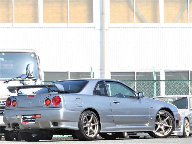 25GTターボ ニスモエアロ GTR18インチ 純正5MT(15枚目)