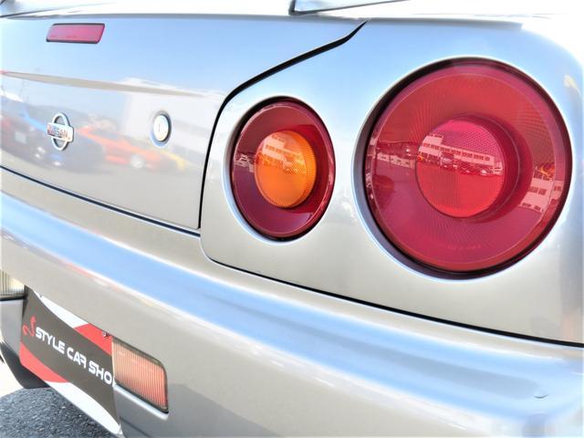 25GTターボ ニスモエアロ GTR18インチ 純正5MT(28枚目)