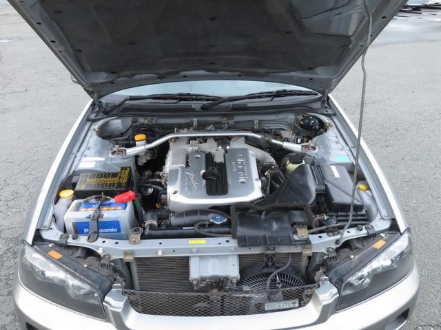 25GTターボ ニスモエアロ GTR18インチ 純正5MT(33枚目)