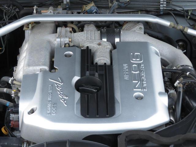 25GTターボ ニスモエアロ GTR18インチ 純正5MT(34枚目)