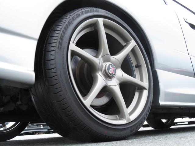 25GTターボ ニスモエアロ GTR18インチ 純正5MT(39枚目)