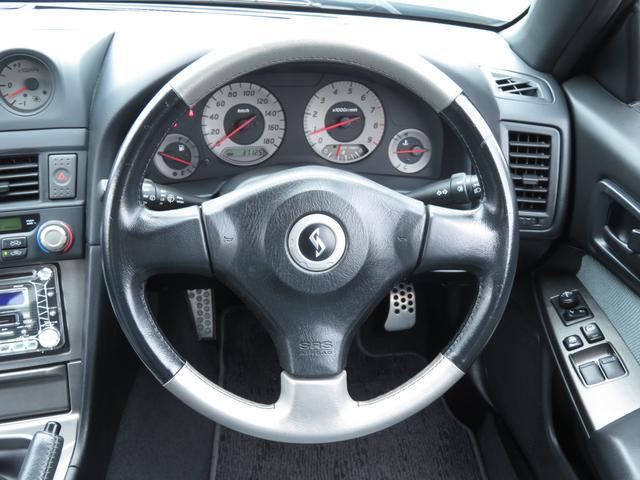 25GTターボ ニスモエアロ GTR18インチ 純正5MT(56枚目)