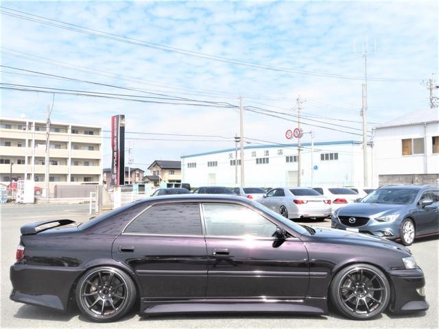 「トヨタ」「チェイサー」「セダン」「静岡県」の中古車4