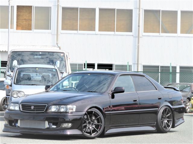 「トヨタ」「チェイサー」「セダン」「静岡県」の中古車20