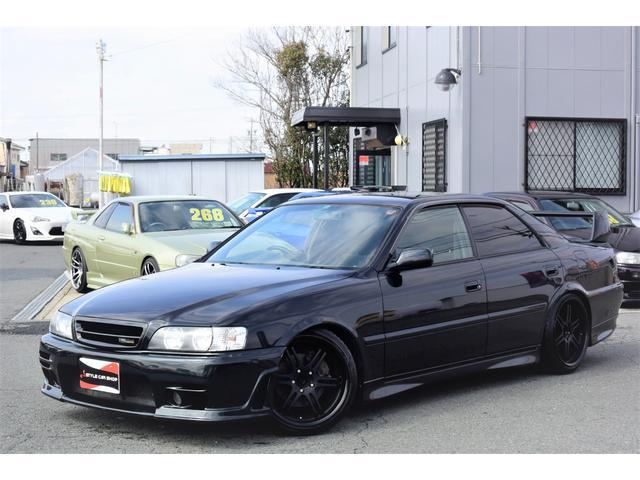 「トヨタ」「チェイサー」「セダン」「静岡県」の中古車7