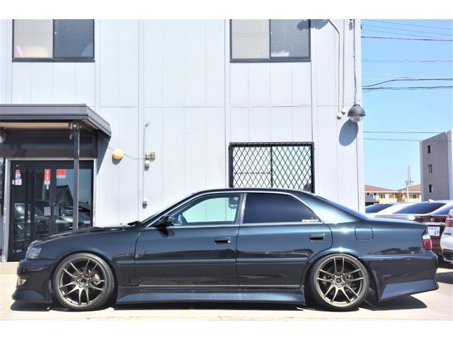 「トヨタ」「チェイサー」「セダン」「静岡県」の中古車5