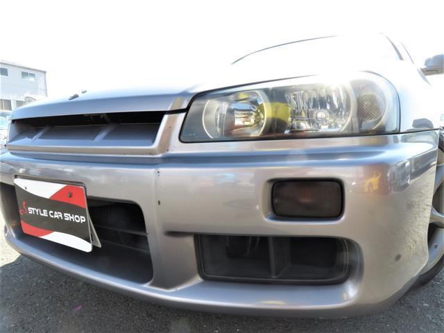 GT フルノーマル 純正17インチアルミ HIDヘッドライト(16枚目)