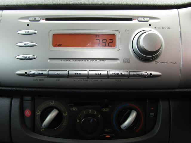 スバル ステラ カスタムR キーレス CD