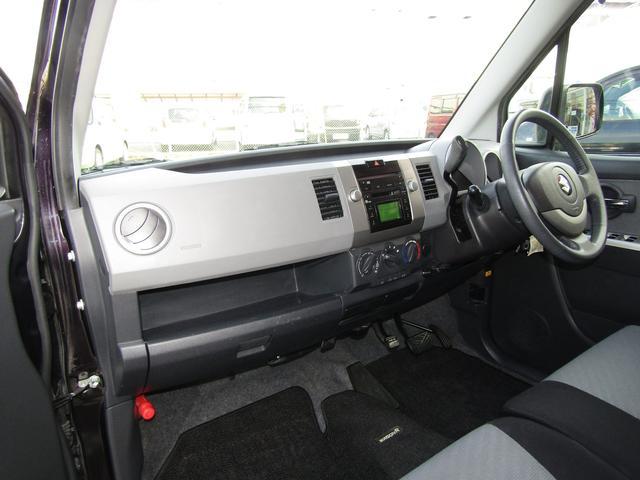 スズキ ワゴンR FX-Sリミテッド CD・MD 社外ホーン ターボタイマー