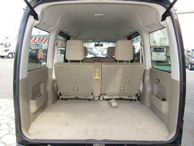 カスタムターボRS 1年保証付 車検R3年9月迄 キーレス ターボ 純アルミ 両側スライドドア HID CDオーディオ ベンチシート タイミングチェーン(17枚目)