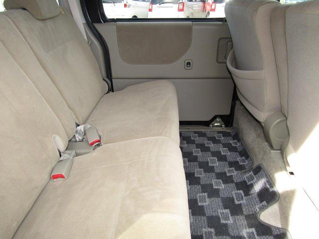 カスタムターボR 1年保証付 車検R4年3月迄 走行41千キロ キーレス CDオーディオ 電格ミラー 両側スライドドア ベンチシート フルフラットシート タイミングチェーン(15枚目)