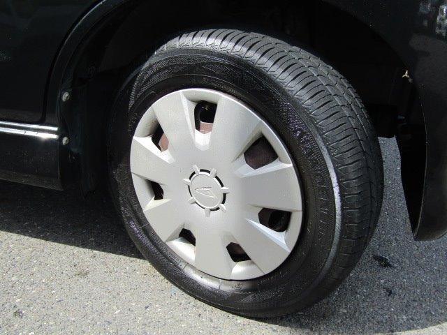カスタムターボR 1年保証付 車検R4年3月迄 走行41千キロ キーレス CDオーディオ 電格ミラー 両側スライドドア ベンチシート フルフラットシート タイミングチェーン(24枚目)