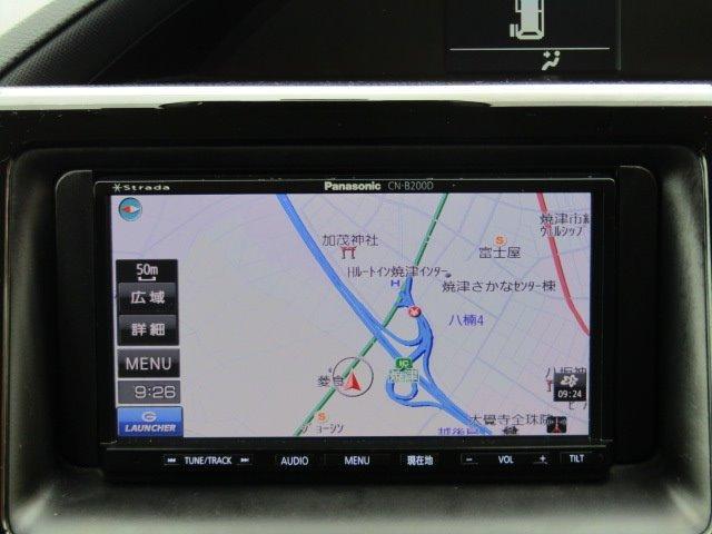 X Cパッケージ 1年保証付 車検令和3年8月迄 パワースライドドア SDナビ 禁煙 ETC 8人乗 CD再生 オートライト キーレス オートエアコン 電格ミラー 3列シート ウォークスルー タイミングチェーン(6枚目)