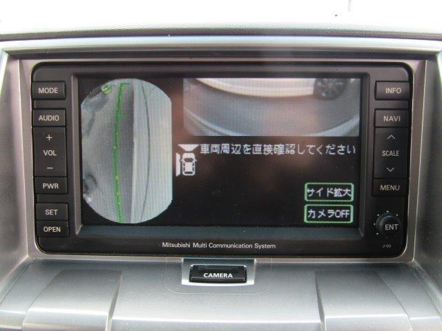 G プレミアム 1年保証付 車検令和4年5月迄 両側パワースライドドア・電動バックドア 走行77千km HDDナビ CD・DVD再生 スマートキー フロント・サイドカメラ ETC バックカメラ 8人乗 エアロ HID(6枚目)