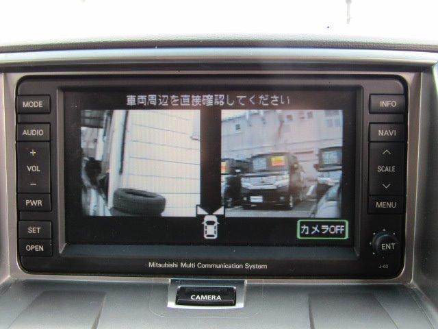 G プレミアム 1年保証付 車検令和4年5月迄 両側パワースライドドア・電動バックドア 走行77千km HDDナビ CD・DVD再生 スマートキー フロント・サイドカメラ ETC バックカメラ 8人乗 エアロ HID(7枚目)