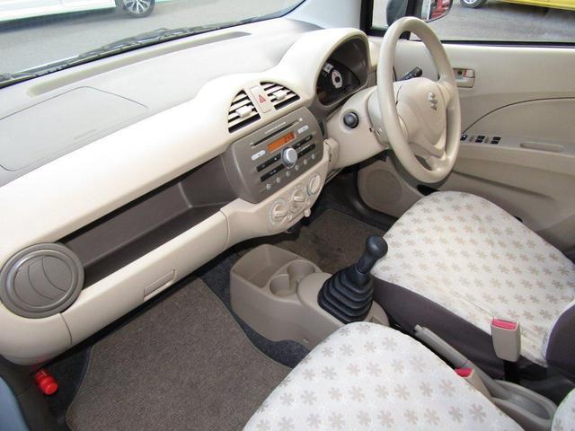 F 1年保証付 車検R4年11月迄 走行8千km 5速マニュアル車 盗難防止システム キーレス CD再生 パワーウィンドウ パワーステアリング 運転席・助手席エアバック エアコン(17枚目)