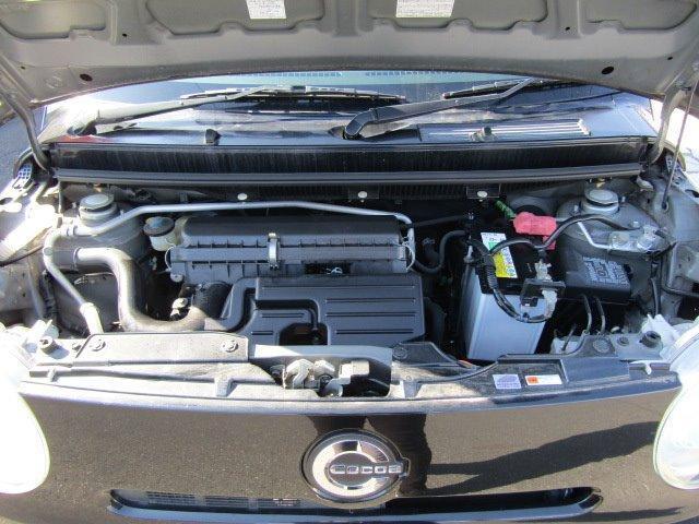 ココアプラスG 1年保証付 メモリーナビ ルーフラック 走行73千km スマートキー バックカメラ Bluetooth CD・DVD再生 ETC オートエアコン  電格ミラー ベンチシート タイミングチェーン ABS(6枚目)