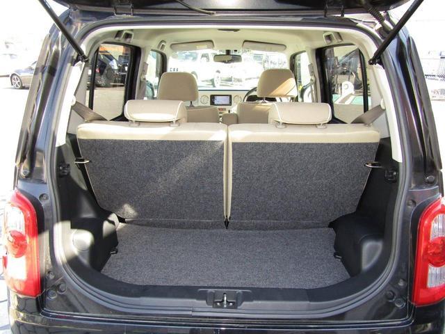 ココアプラスG 1年保証付 メモリーナビ ルーフラック 走行73千km スマートキー バックカメラ Bluetooth CD・DVD再生 ETC オートエアコン  電格ミラー ベンチシート タイミングチェーン ABS(16枚目)