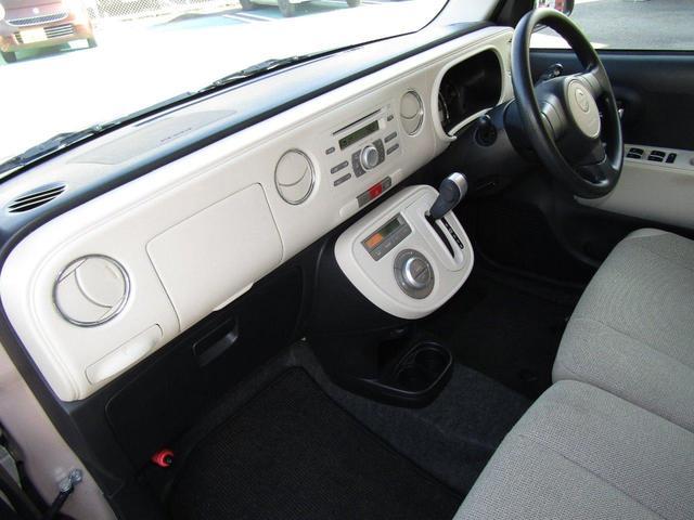 ココアX 1年保証付 盗難防止システム 走行81千km CD再生 電格ミラー オートエアコン タイミングチェーン ベンチシート ABS パワーステアリング 運転席・助手席エアバック エアコン ライトレベライザー(16枚目)