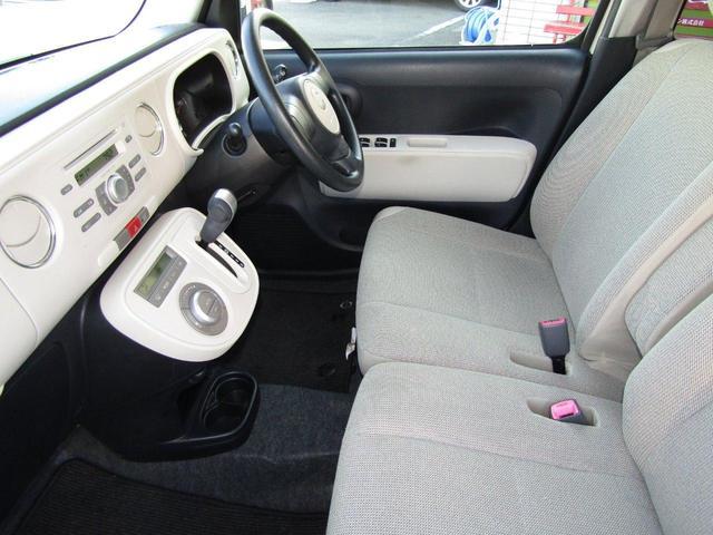 ココアX 1年保証付 盗難防止システム 走行81千km CD再生 電格ミラー オートエアコン タイミングチェーン ベンチシート ABS パワーステアリング 運転席・助手席エアバック エアコン ライトレベライザー(17枚目)