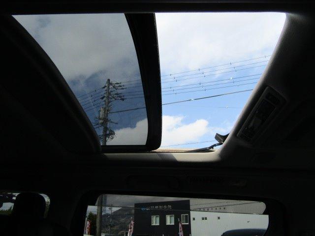 350S Cパッケージ 1年保証付 サンルーフ 両側パワースライドドア HDDナビ レザーシートカバー 後席フリップダウンモニター コーナーセンサー 19インチ社外アルミ 電動リアゲート ローダウン バックカメラ 7人乗(6枚目)
