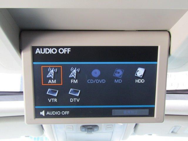 350S Cパッケージ 1年保証付 サンルーフ 両側パワースライドドア HDDナビ レザーシートカバー 後席フリップダウンモニター コーナーセンサー 19インチ社外アルミ 電動リアゲート ローダウン バックカメラ 7人乗(9枚目)