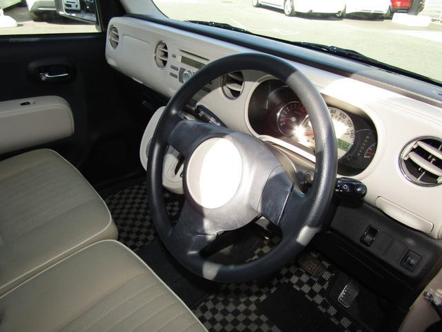 ココアプラスX 1年保証付 車検令和4年9月迄 走行77千km 14インチアルミ スマートキー CD再生 ルーフレール 電動格納ミラー ベンチシート タイミングチェーン 運転席・助手席エアバック ABS エアコン(10枚目)