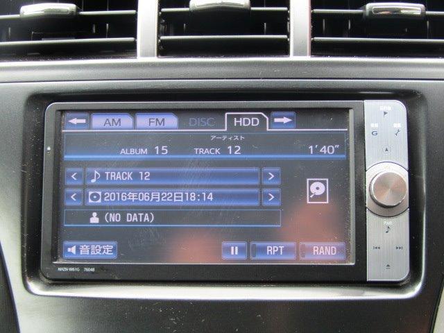 S 1年保証付 車検令和4年8月迄 エアロ LEDヘッドライト HDDナビ Bluetooth バックカメラ オートライト スマートキー CD・DVD再生 地デジTV ETC 社外マフラー オートエアコン(8枚目)