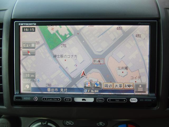 12Sコレットシャープ 社外HDDナビ ワンセグTV(15枚目)