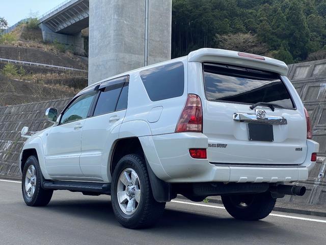 「トヨタ」「ハイラックスサーフ」「SUV・クロカン」「静岡県」の中古車5