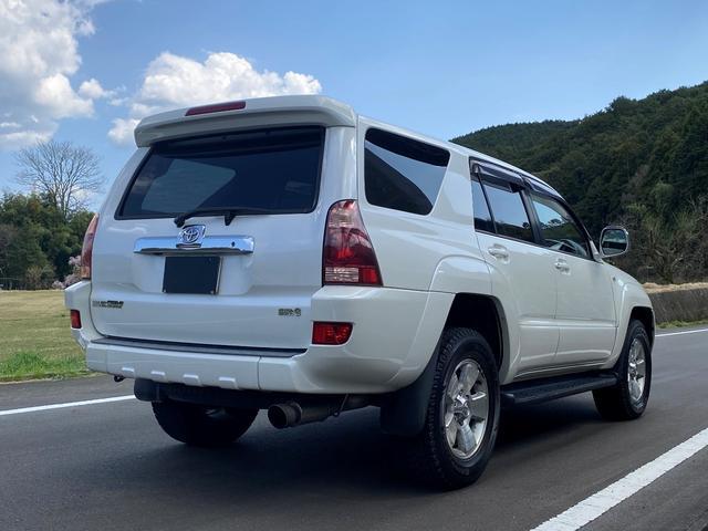「トヨタ」「ハイラックスサーフ」「SUV・クロカン」「静岡県」の中古車6