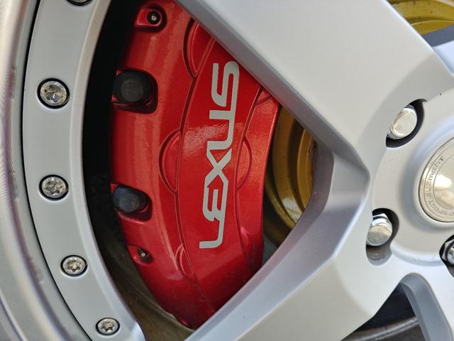 レクサス LS LS460 バージョンSZ 中期型サンルーフ フロントリップ