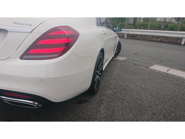 S560 4マチックロング ショーファー AMGライン S560 4マチック ロング AMGライン 4WD ショーファーPKG/リアエンターテイメント ショーファーパッケージ 20インチAMGオプションアルミホイール(10枚目)