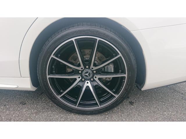 S560 4マチックロング ショーファー AMGライン S560 4マチック ロング AMGライン 4WD ショーファーPKG/リアエンターテイメント ショーファーパッケージ 20インチAMGオプションアルミホイール(19枚目)