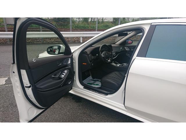 S560 4マチックロング ショーファー AMGライン S560 4マチック ロング AMGライン 4WD ショーファーPKG/リアエンターテイメント ショーファーパッケージ 20インチAMGオプションアルミホイール(23枚目)