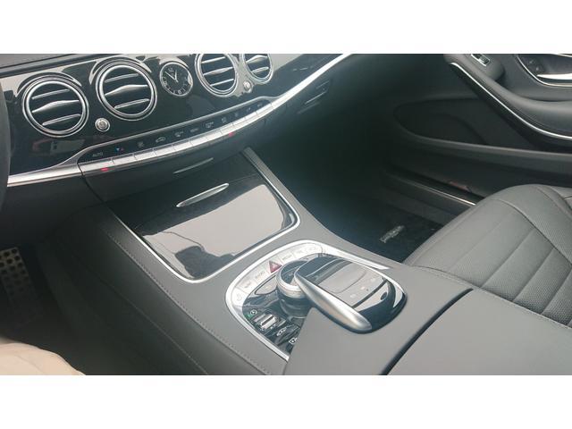 S560 4マチックロング ショーファー AMGライン S560 4マチック ロング AMGライン 4WD ショーファーPKG/リアエンターテイメント ショーファーパッケージ 20インチAMGオプションアルミホイール(29枚目)