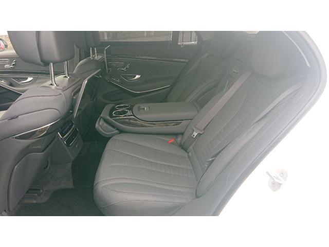 S560 4マチックロング ショーファー AMGライン S560 4マチック ロング AMGライン 4WD ショーファーPKG/リアエンターテイメント ショーファーパッケージ 20インチAMGオプションアルミホイール(33枚目)
