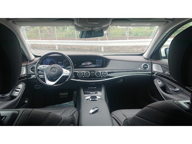 S560 4マチックロング ショーファー AMGライン S560 4マチック ロング AMGライン 4WD ショーファーPKG/リアエンターテイメント ショーファーパッケージ 20インチAMGオプションアルミホイール(35枚目)