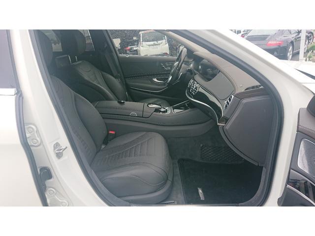 S560 4マチックロング ショーファー AMGライン S560 4マチック ロング AMGライン 4WD ショーファーPKG/リアエンターテイメント ショーファーパッケージ 20インチAMGオプションアルミホイール(40枚目)