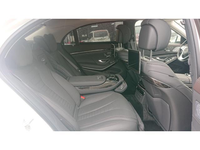S560 4マチックロング ショーファー AMGライン S560 4マチック ロング AMGライン 4WD ショーファーPKG/リアエンターテイメント ショーファーパッケージ 20インチAMGオプションアルミホイール(43枚目)