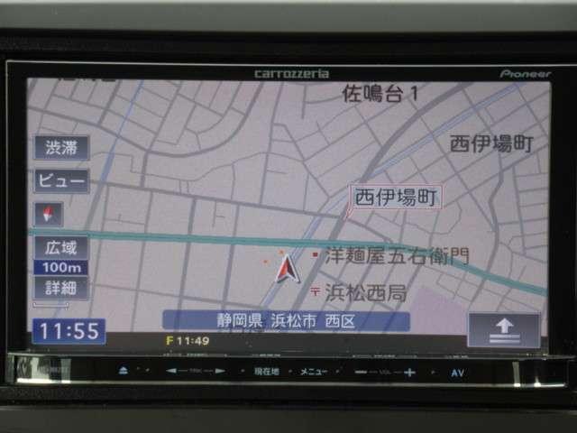 G・Lパッケージ ナビ ワンセグTV ワンオーナー車(4枚目)