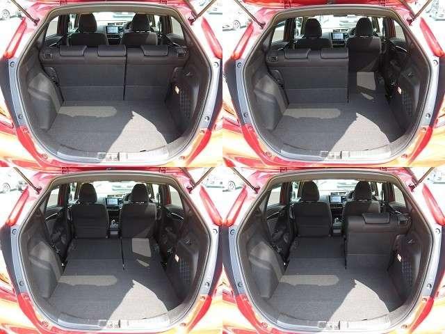 S ホンダセンシング 8インチナビ リアカメラ DVD再生 フルセグTV LEDヘッドライト LEDフォグ コンフォートビューパッケージ パドルシフト サイドカーテンエアバッグ ETC スマートキー 16インチアルミ(10枚目)