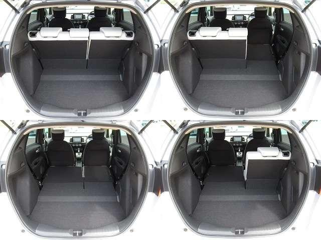 e:HEVベーシック 2モーターハイブリッド e:HEV 純正7インチエントリーナビ CD Bluetooth接続 ETC 電子パーキングブレーキ ブレーキホールドシステム(10枚目)