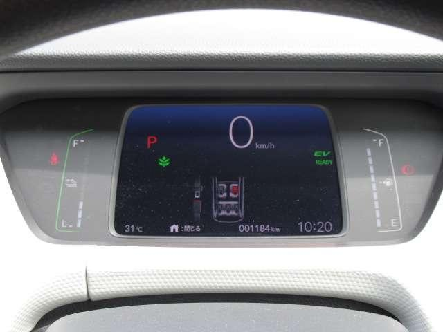 e:HEVベーシック 2モーターハイブリッド e:HEV 純正7インチエントリーナビ CD Bluetooth接続 ETC 電子パーキングブレーキ ブレーキホールドシステム(17枚目)