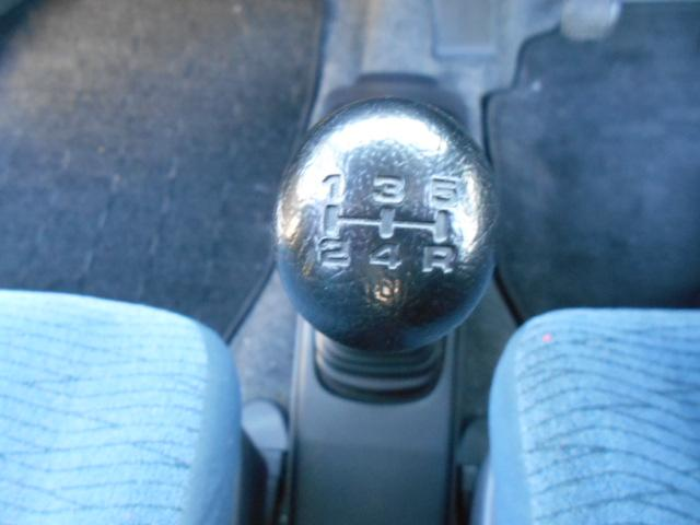 スズキ ワゴンR FX 5速MT 4WD キーレス Tチェーン フルフラット